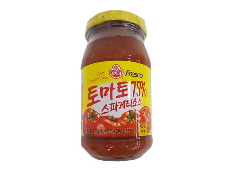 오뚜기)스파게티소스400g(토마토)