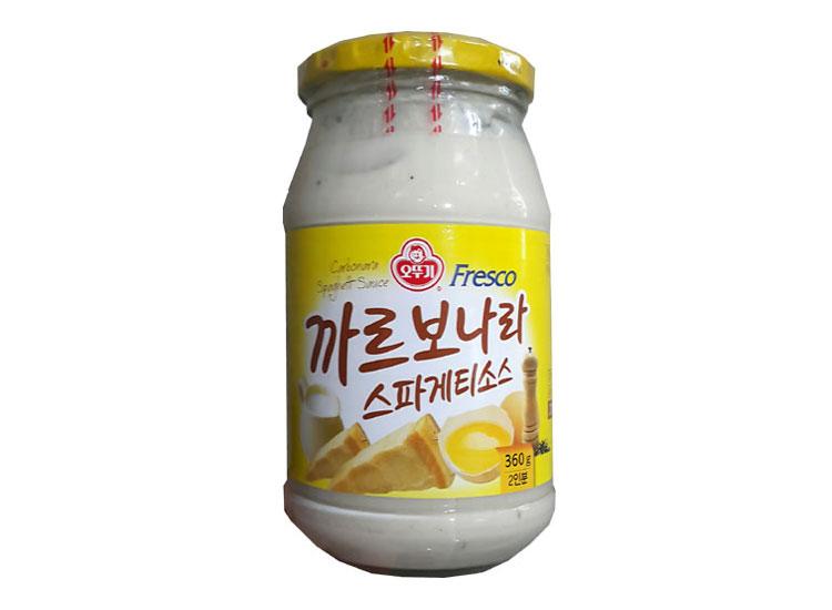 오뚜기)스파게티소스360g(까르보나라)