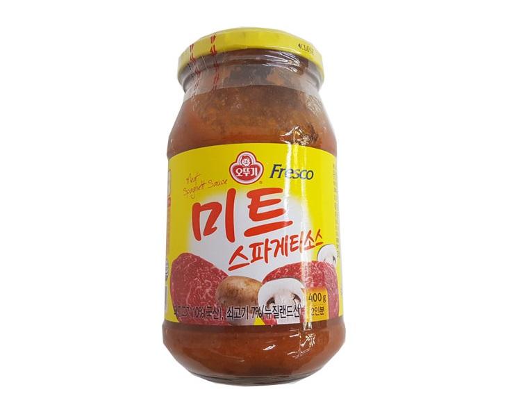 오뚜기)스파게티소스400g(미트)