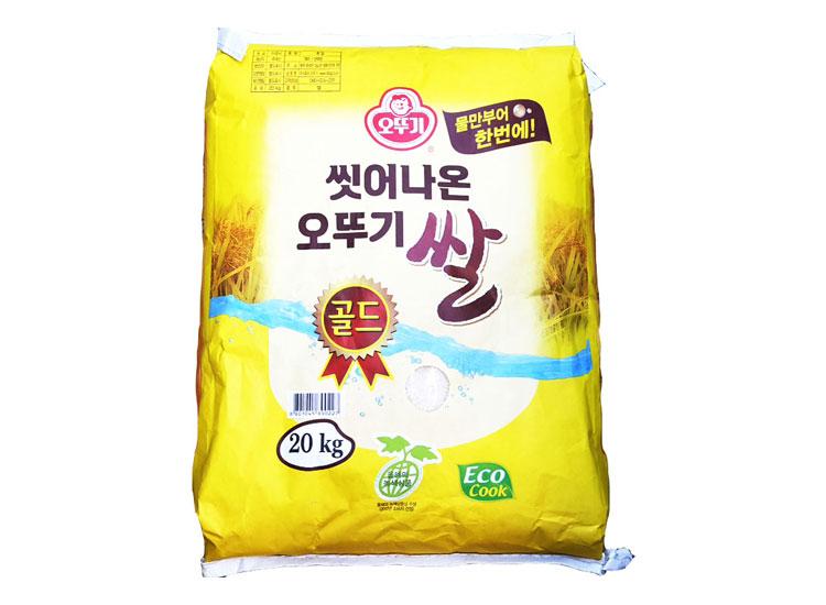쌀20kg(오뚜기쌀골드)