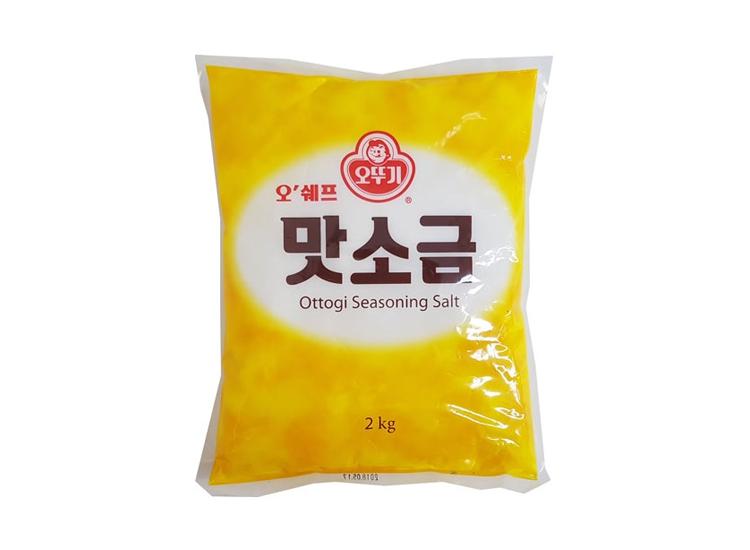 오뚜기)오쉐프맛소금2kg