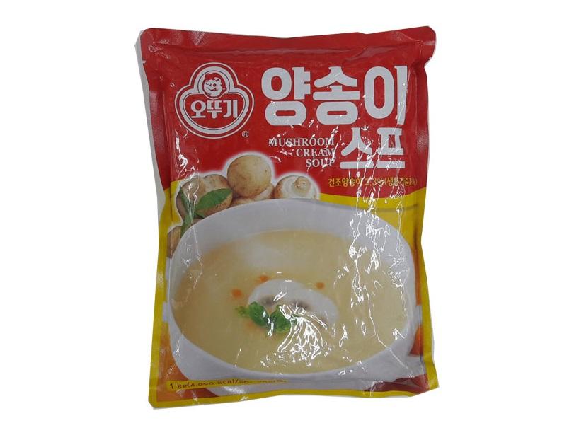 오뚜기)양송이스프1kg