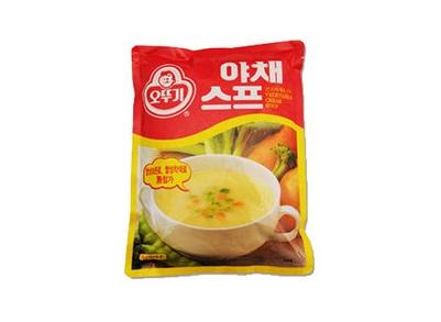 오뚜기)야채스프1kg