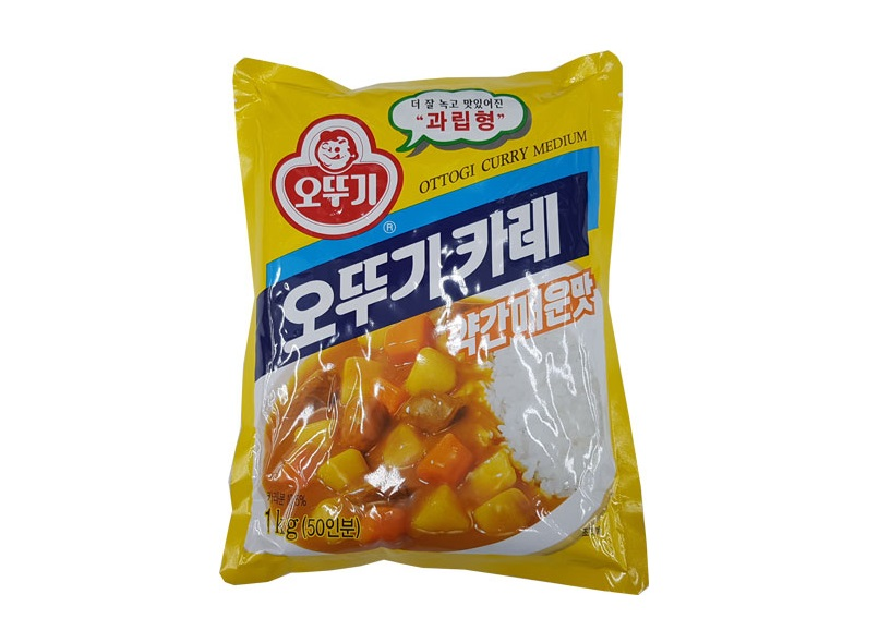 오뚜기)백세카레약.매1kg