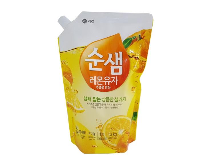 애경)순샘레몬효소1.2kg