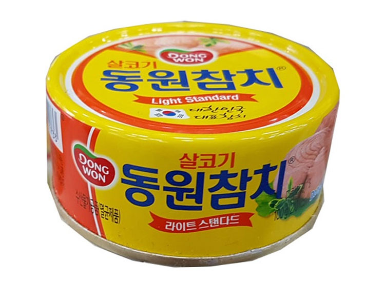동원)살코기참치100g
