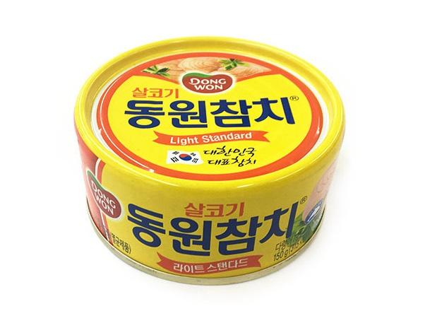 동원)살코기참치150g