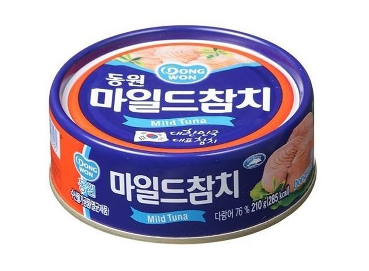 동원)마일드참치210g