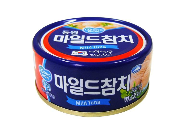 동원)마일드참치100g