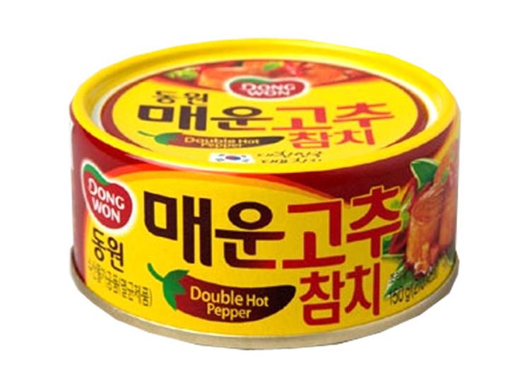 동원)매운고추참치100g