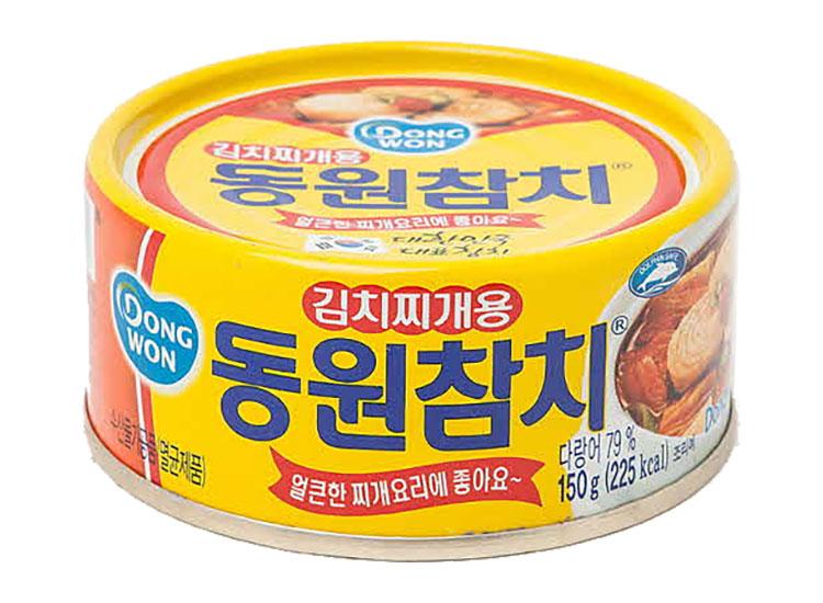 동원)찌개참치150g
