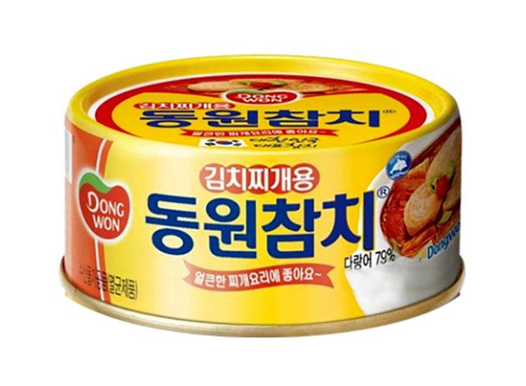 동원)김치찌개참치210g