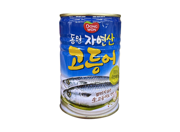동원)고등어400g