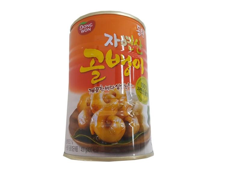 동원)자연산골뱅이400g.
