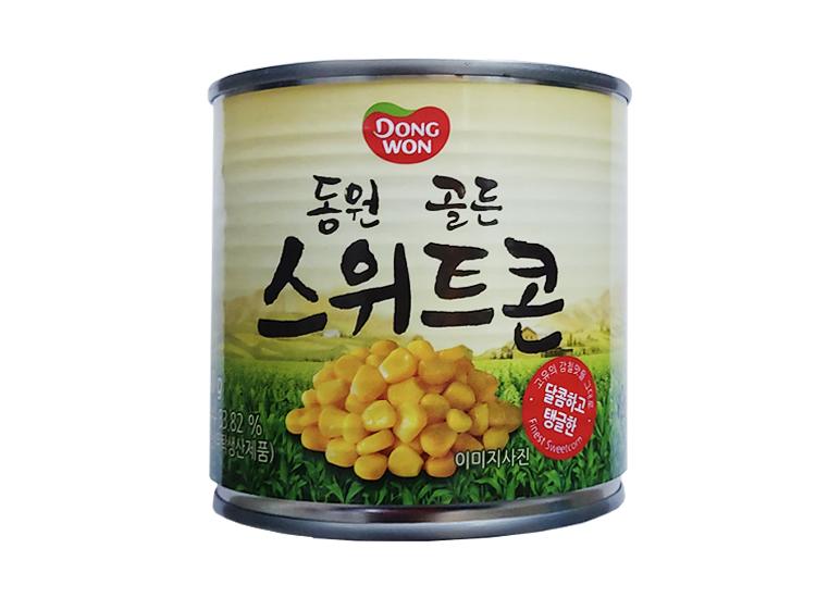 동원)골든스위트콘340g