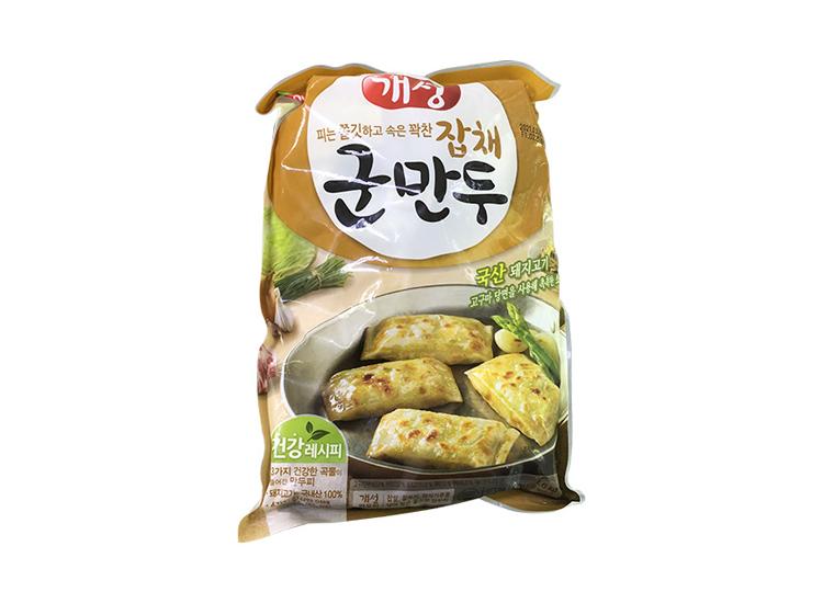 동원)개성잡채군만두1.6kg