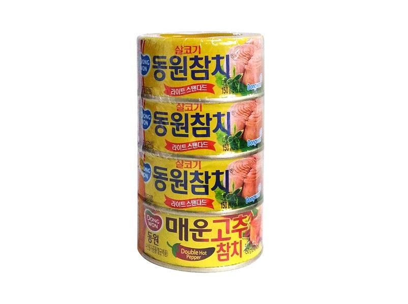 동원)살코기150g*3 매운고추150g*1
