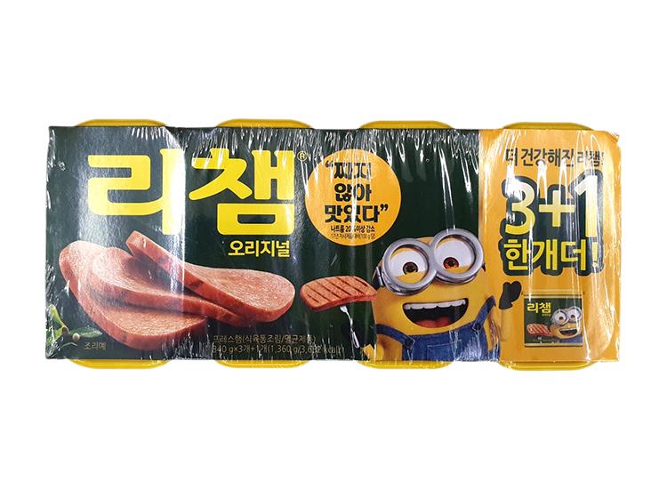 동원)리챔340g*3+1