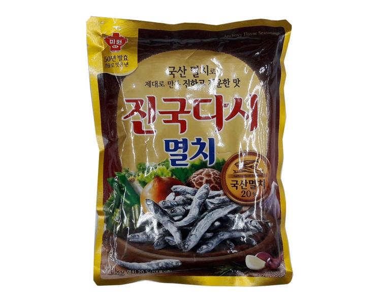 청정원)멸치진국다시1kg