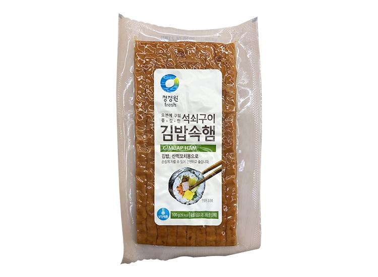 청정원)김밥속햄120g