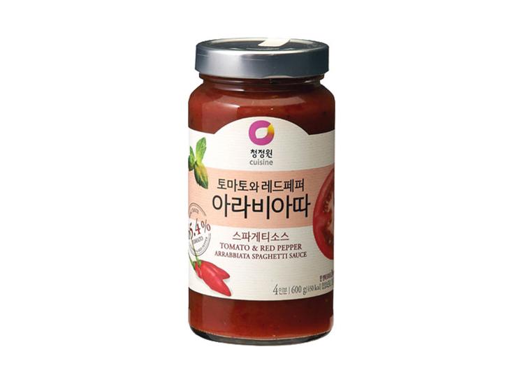청정원)아라비아따스파게티소스600g