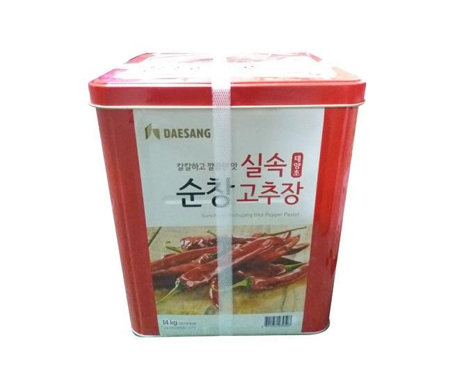 청)실속태양초순창고추장14kg