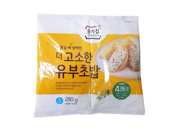 종가집)더고소한유부초밥280g