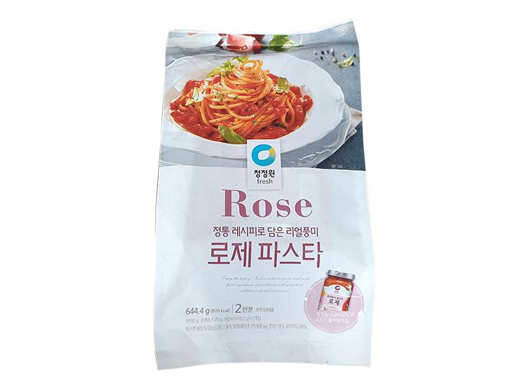 청정원)로제파스타644.4g(2인분)