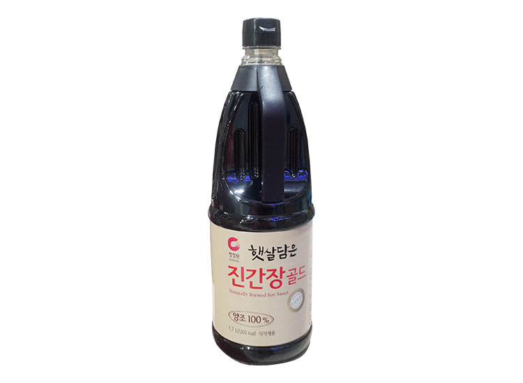 청정원)진간장골드1.7L
