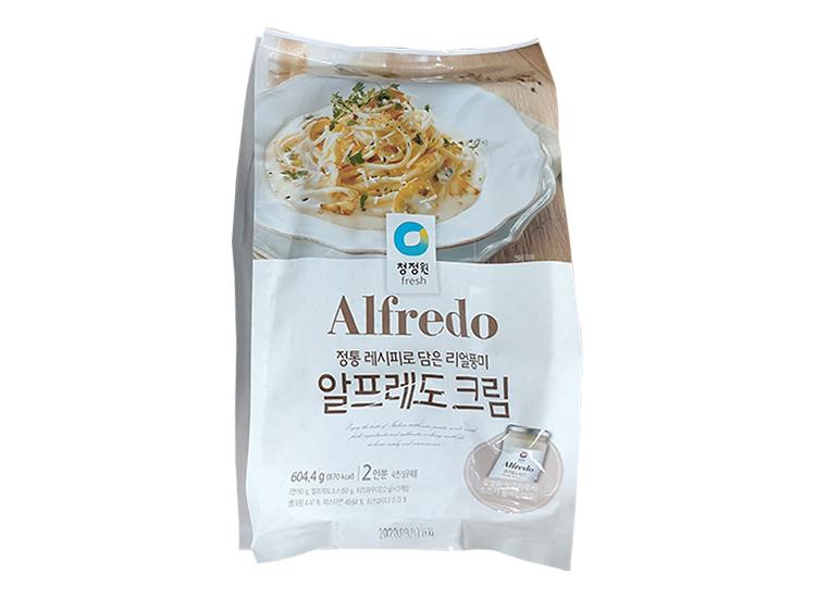 청정원)알프레도크림파스타604.4g(2인분)