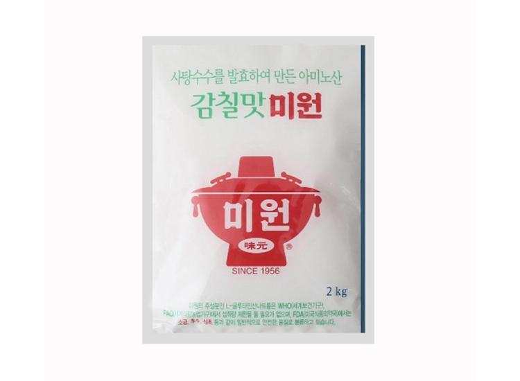 청정원)감칠맛미원2kg
