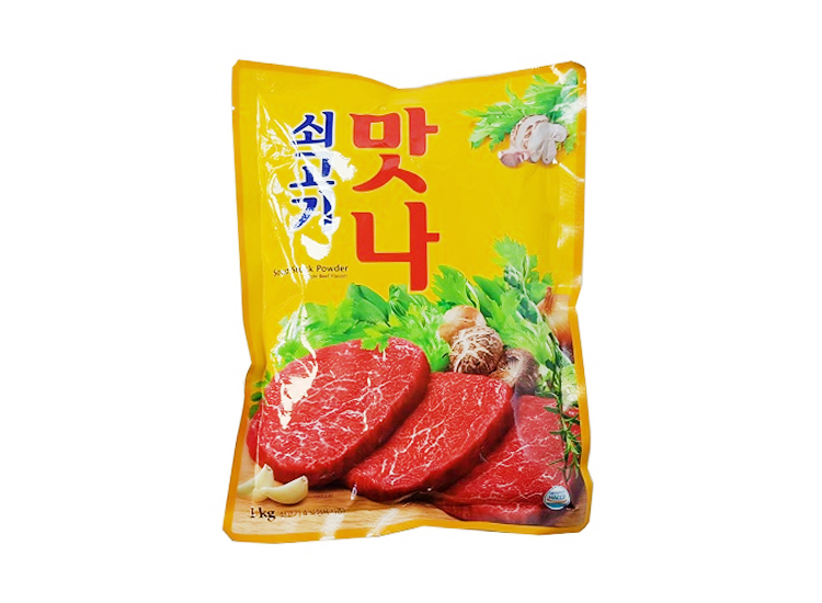청정원)쇠고기맛나1kg