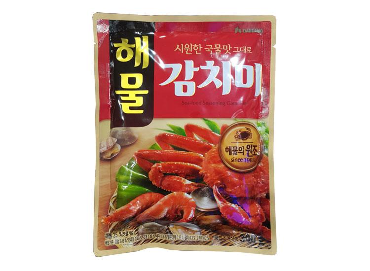 청정원)해물감치미300g