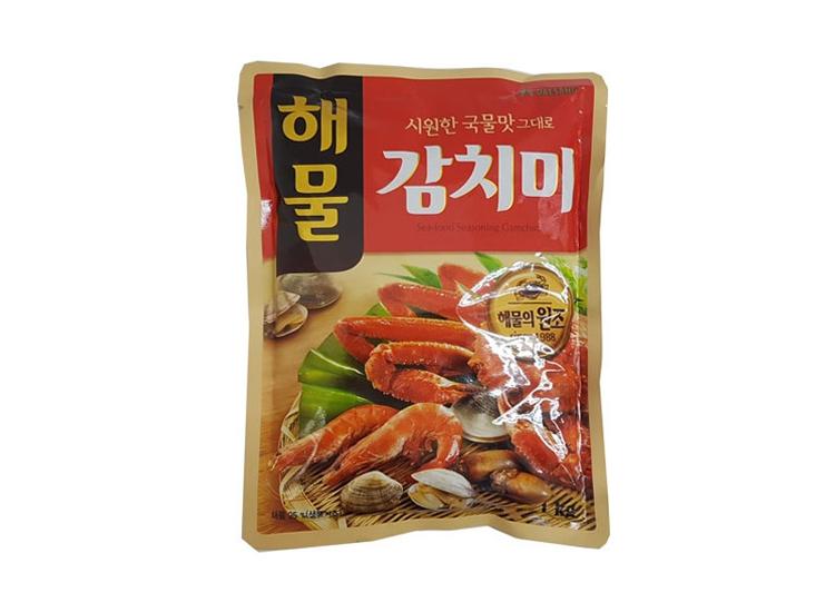 청정원)해물감치미1kg