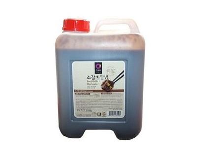 청정원)소갈비양념10kg