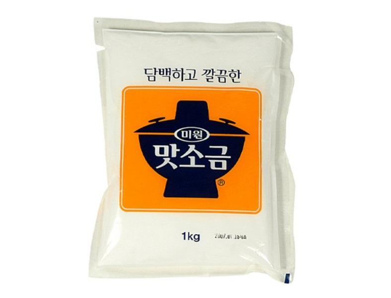 청정원)맛소금1kg