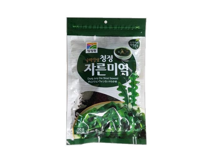 청정원)청정자른미역50g