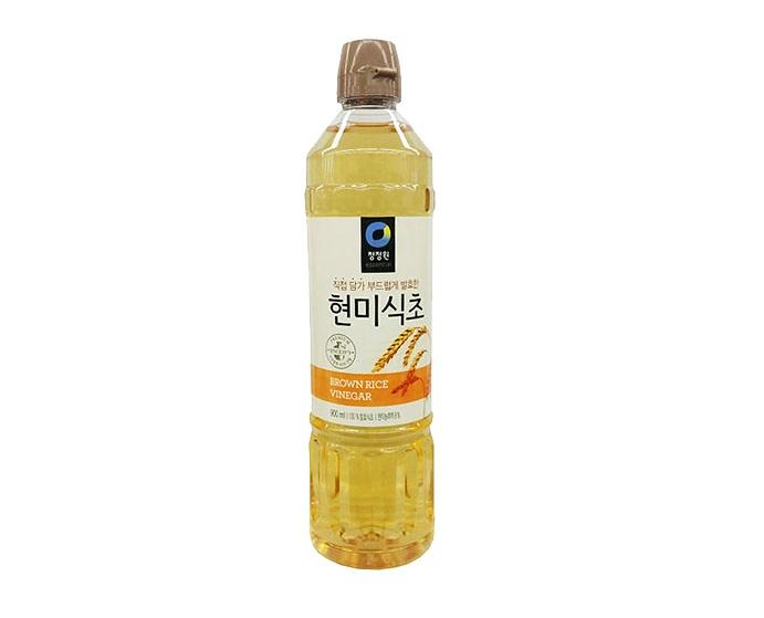 청정원)현미식초900ml