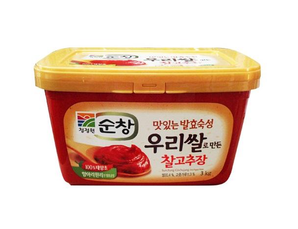 청)(쌀)순창찰고추장3kg