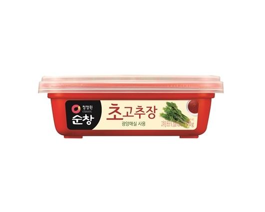 청정원)(쌀)초고추장170g사각