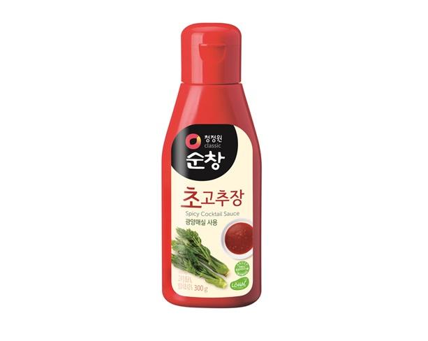 청정원)(쌀)초고추장300g튜브