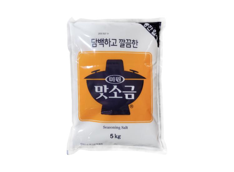 청정원)맛소금5kg