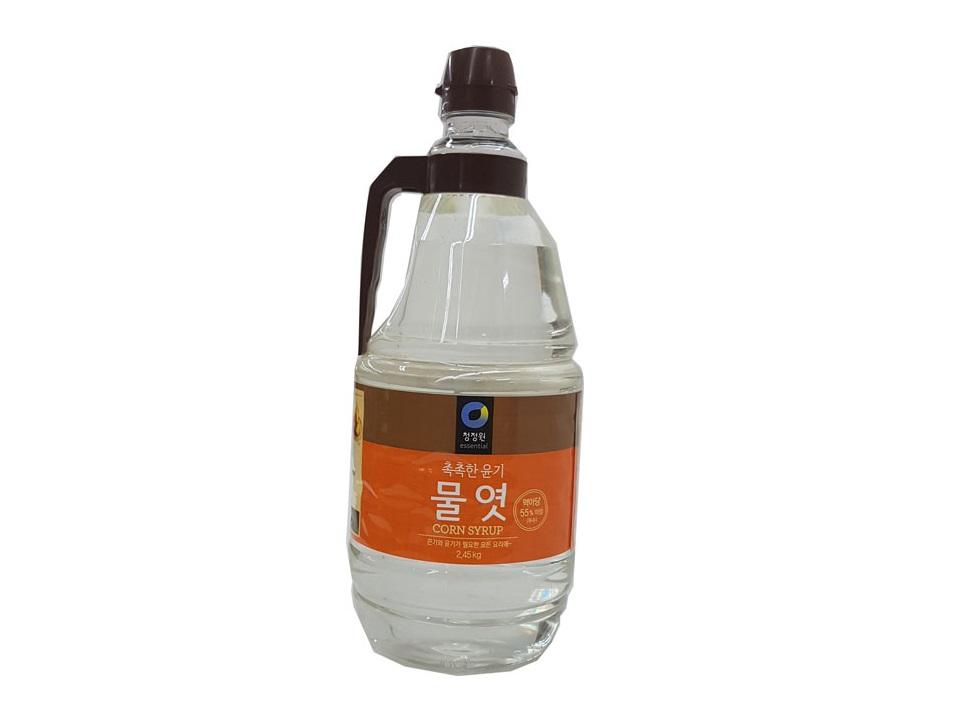 청정원)물엿2.45kg