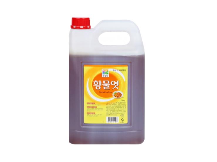 청)황물엿5kg