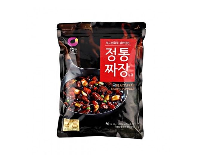 청정원)정통짜장분말1kg