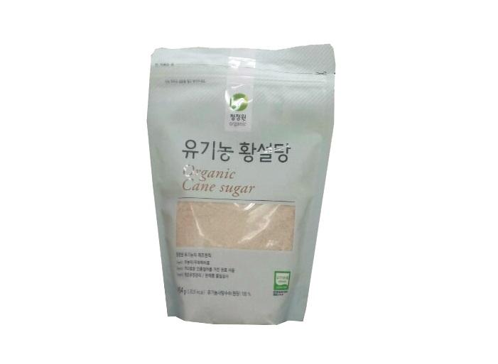 청)유기농황설탕454g