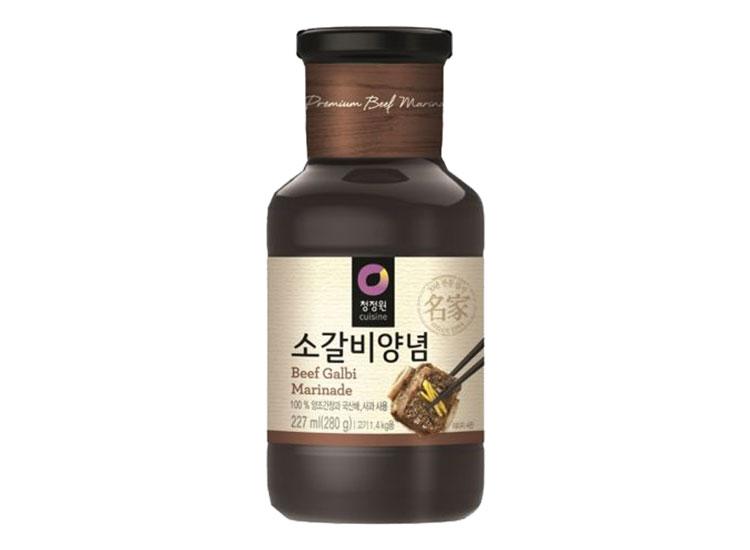 청정원)소갈비양념280g