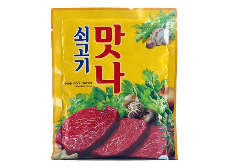 청정원)쇠고기맛나300g