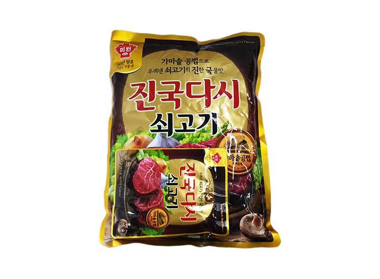 청정원)쇠고기진국다시2kg