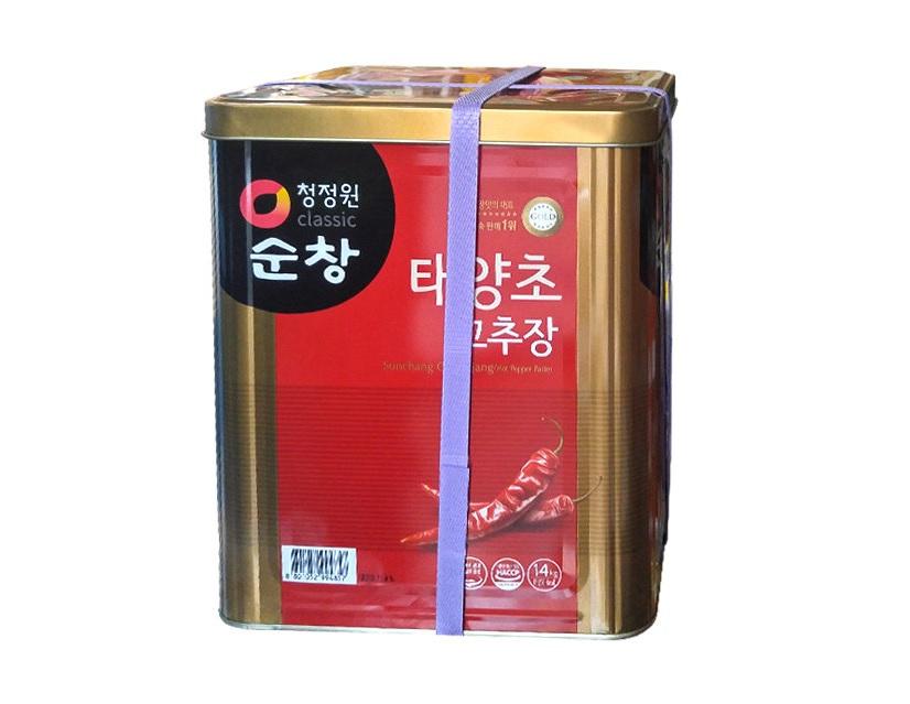 청)태양초고추장14kg